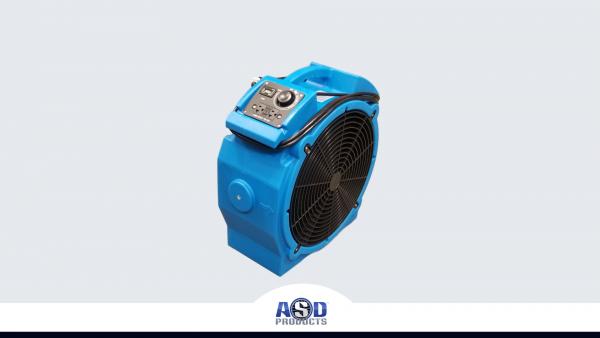 SS Axial Air Mover