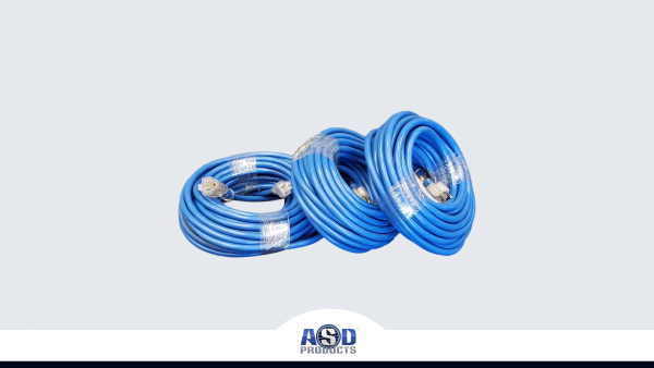 3 x 50′ Extension Cords Package