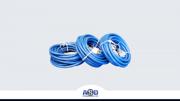 3 x 25′ Extension Cords Package